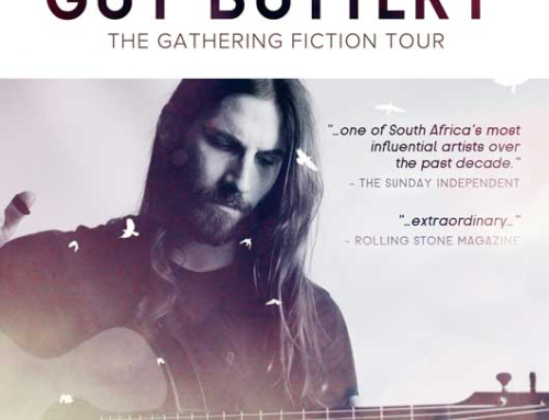 Guy Buttery – The Gathering Fiction Tour
